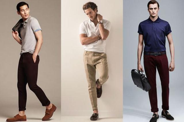 กางเกงสแลค